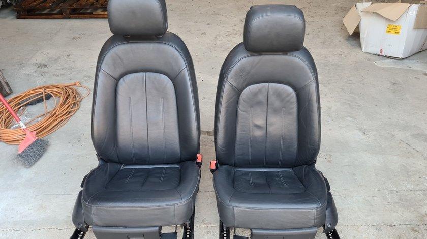 Scaune interior piele AUDI A6 4G C7 2012 2013 2014 2015 2016