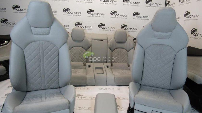Scaune Originale S7 4G Interior Complet Audi A7 4G S7 / Rs7 4G Original
