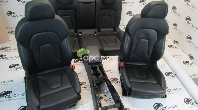 Scaune piele Audi A5 8T Sportback - Interior complet A5 8T Sportback Original