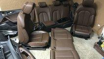 Scaune piele Audi a6 4g c7 Interior Sport Original...