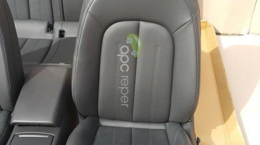 Scaune piele Audi A7 4G Originale Interior complet