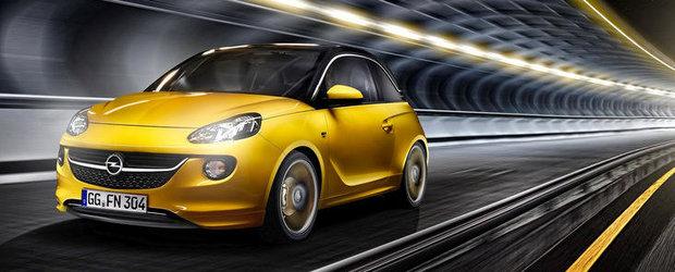 Schimbare de plan: Opel abandoneaza ideea realizarii unui Adam electric