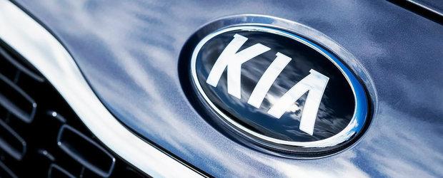 Schimbarea la fata. KIA incepe 2021 cu un nou logo