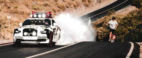 Schiorul Jon Olsson uimeste din nou lumea auto cu un Rolls-Royce de 810 cai