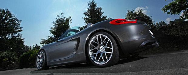 Schmidt Revolution revolutioneaza noul Porsche Boxster