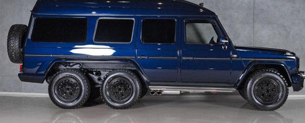 Schulz G500 e cel mai tare Mercedes de care nu ai auzit pana acum