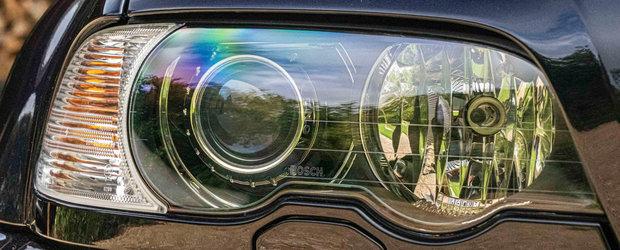 Scos din capsula timpului si pus la vanzare pe internet: BMW-ul M3 cu 1.055 de kilometri la bord
