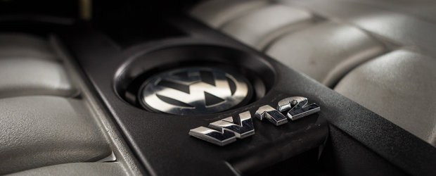 Scos din capsula timpului si pus la vanzare pe internet: Volkswagen-ul Touareg de prima generatie cu motor W12 si kilometri putini
