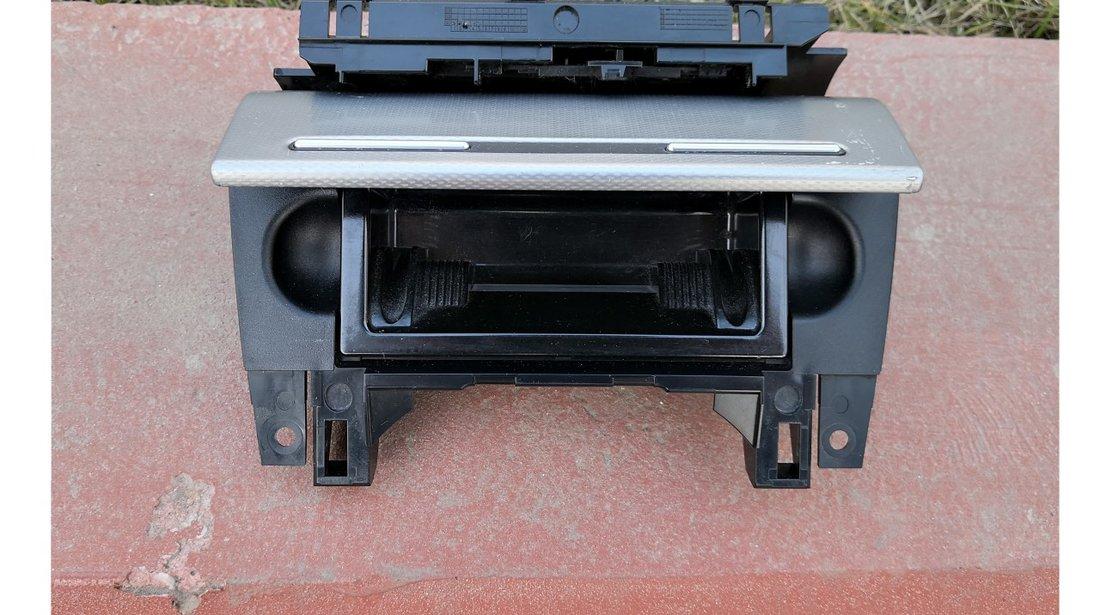 Scrumiera aluminiu 1DIN Audi A4 B6 B7