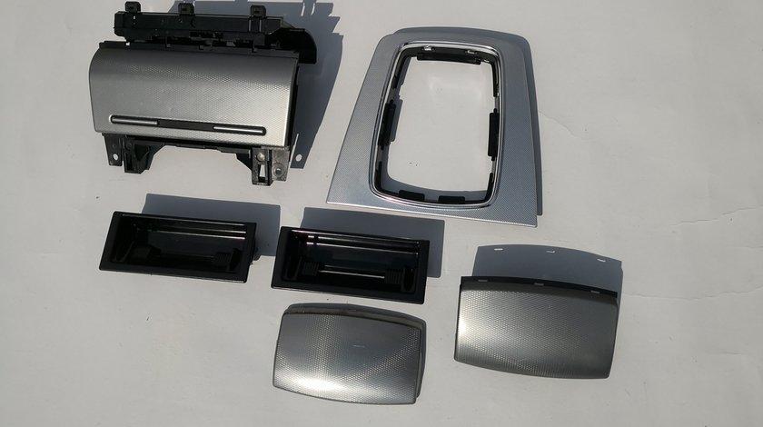 Scrumiera aluminiu spate/fata 1din Audi A4 B6 B7
