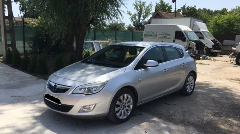 Scrumiera Opel Astra J 2011 HATCHBACK 1.7 CDTI