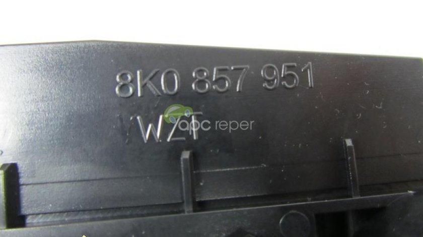 Scrumiera originala Audi A4 8K A5 8T cod 8K0857951
