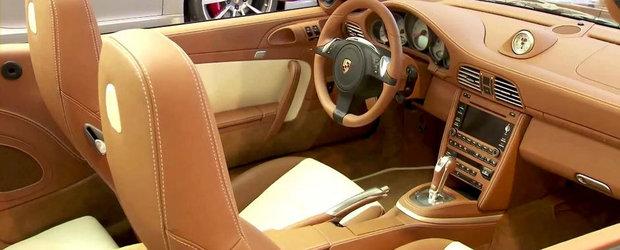 Scurta incursiune in fantastica lume a departamentului Porsche Exclusive