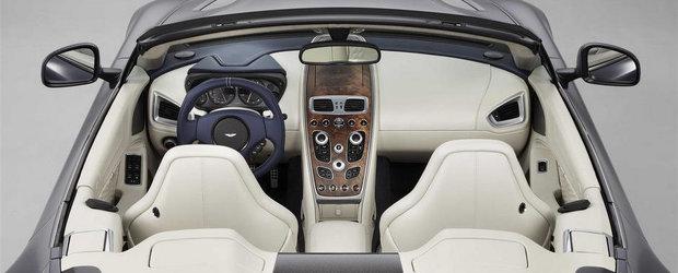 Scurta incursiune in fascinanta lume a departamentului Q by Aston Martin