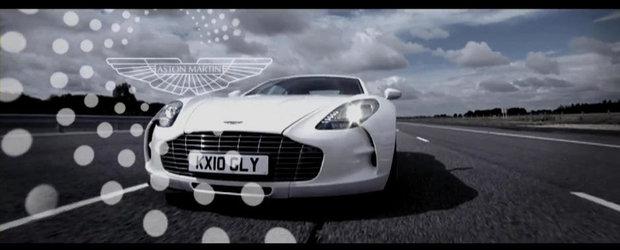 Scurta incursiune in istoria de un secol a britanicilor de la Aston Martin