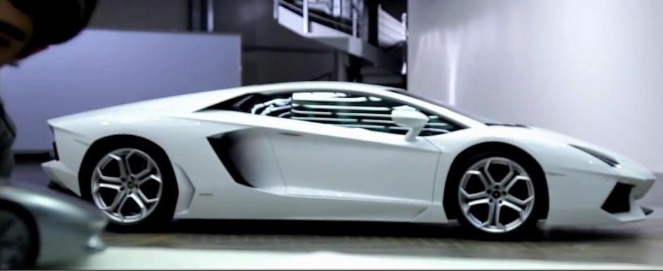 Scurta incursiune in istoria italienilor de la Lamborghini
