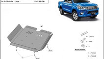 Scut cutie de viteze din aluminiu 6mm Toyota Hilux...