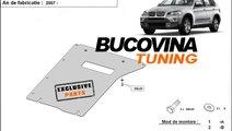 SCUT METALIC CUTIE DE VITEZE  BMW X5  dupa 2007 ( ...