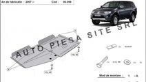 Scut metalic cutie + diferential Mitsubishi Pajero...