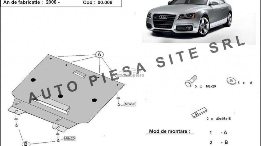 Scut metalic cutie viteze Audi A5 fabricat incepand cu 2007 APS-00,006 produs NOU