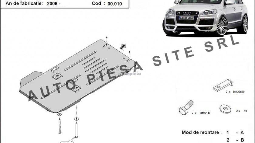 Scut metalic cutie viteze Audi Q7 fabricat incepand cu 2006 APS-00,010 produs NOU
