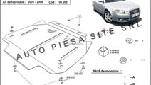 Scut metalic cutie viteze automata Audi A4 B7 (4 c...