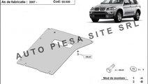 Scut metalic cutie viteze BMW X5 F15 fabricat ince...