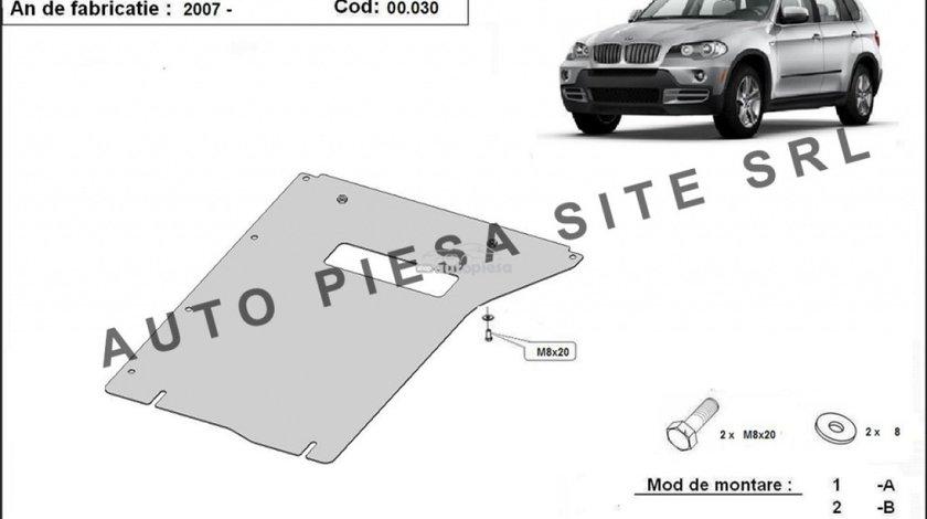 Scut metalic cutie viteze BMW X5 F15 fabricat incepand cu 2013 APS-00,030 produs NOU