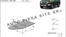 Scut metalic cutie viteze Toyota FJ Cruiser fabric...