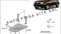 Scut metalic diferential Dacia Duster 4X4 fabricat...