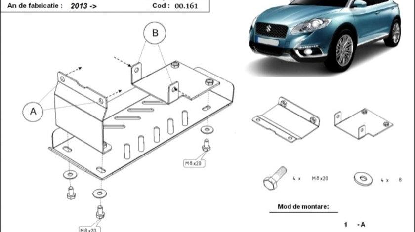 Scut metalic diferential Suzuki S-Cross 2013-prezent