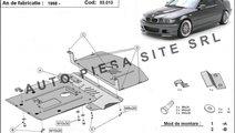 Scut metalic motor BMW Seria 3 E46 fabricat in per...