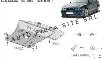 Scut metalic motor BMW Seria 5 E39 fabricat in per...