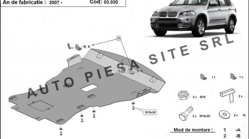 Scut metalic motor BMW X5 F15 fabricat incepand cu 2013 APS-03,030 produs NOU