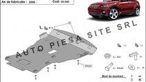 Scut metalic motor BMW X6 E71 / E72 fabricat incep...