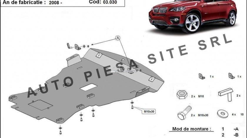 Scut metalic motor BMW X6 E71 / E72 fabricat incepand cu 2008 APS-03,030 produs NOU