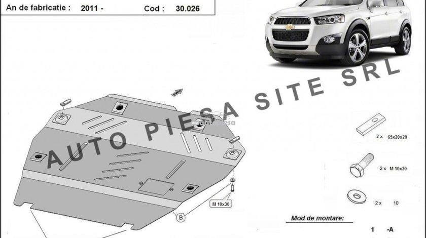 Scut metalic motor Chevrolet Captiva fabricat incepand cu 2011 APS-30,026 produs NOU