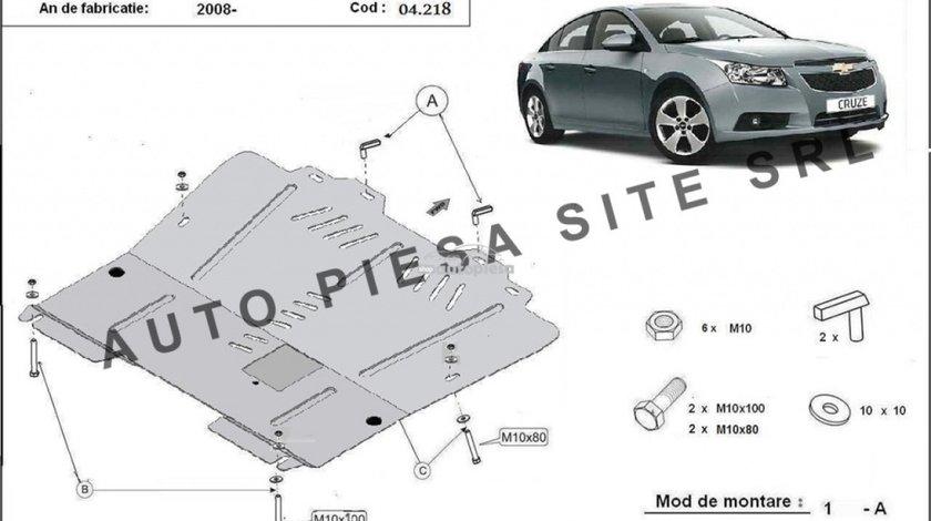 Scut metalic motor Chevrolet Cruze fabricat incepand cu 2008 APS-04,218 produs NOU
