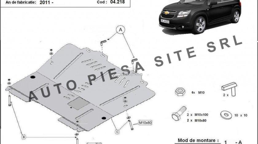 Scut metalic motor Chevrolet Orlando fabricat incepand cu 2011 APS-04,218 produs NOU