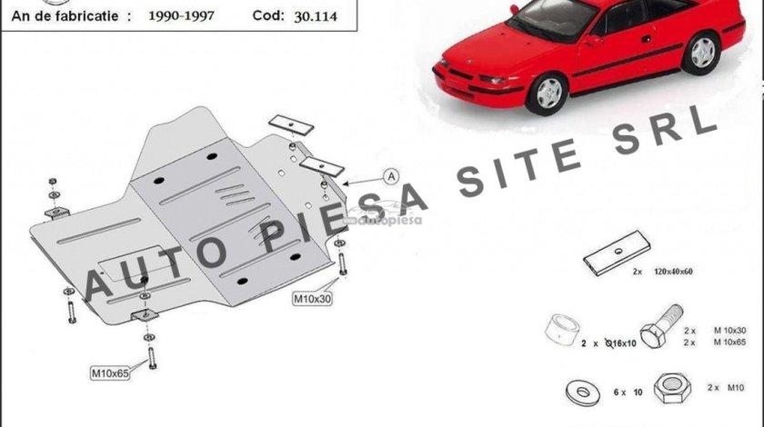 Scut metalic motor Opel Calibra fabricat in perioada 1990 - 1997 APS-30,114 - produs NOU