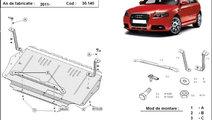 Scut metalic motor si cutie de viteze Audi A3 8P 2...