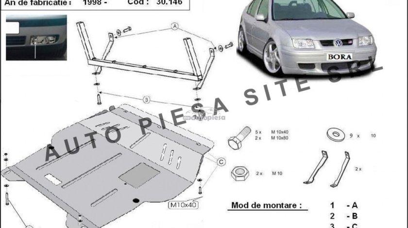 Scut metalic motor VW Bora fabricat incepand cu 1998 APS-30,146 - produs NOU