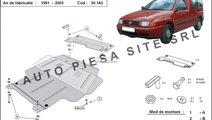 Scut metalic motor VW Caddy 2 II fabricat in perio...