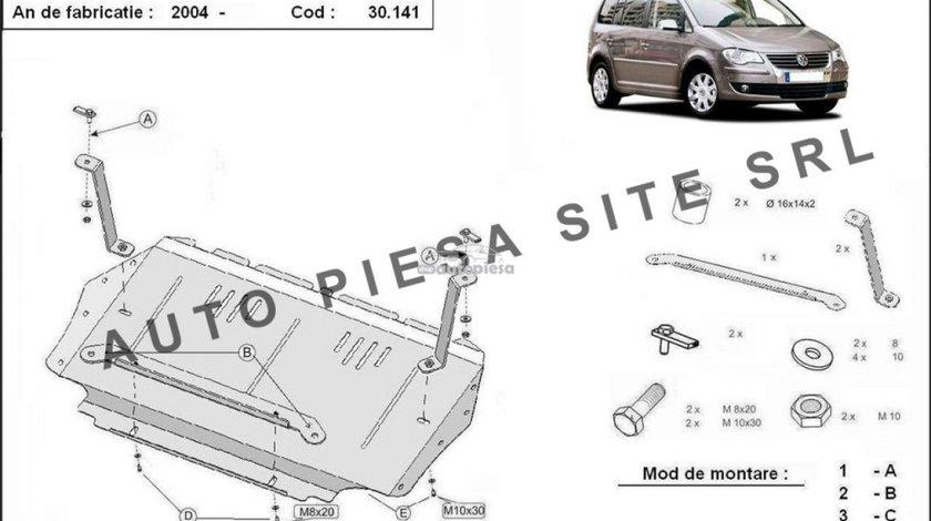 Scut metalic motor VW Touran fabricat incepand cu 2003 APS-30,141 piesa NOUA