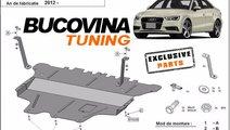 SCUT METALIC  pentru Audi A3 8V / OCTAVIA 3 / SUPE...