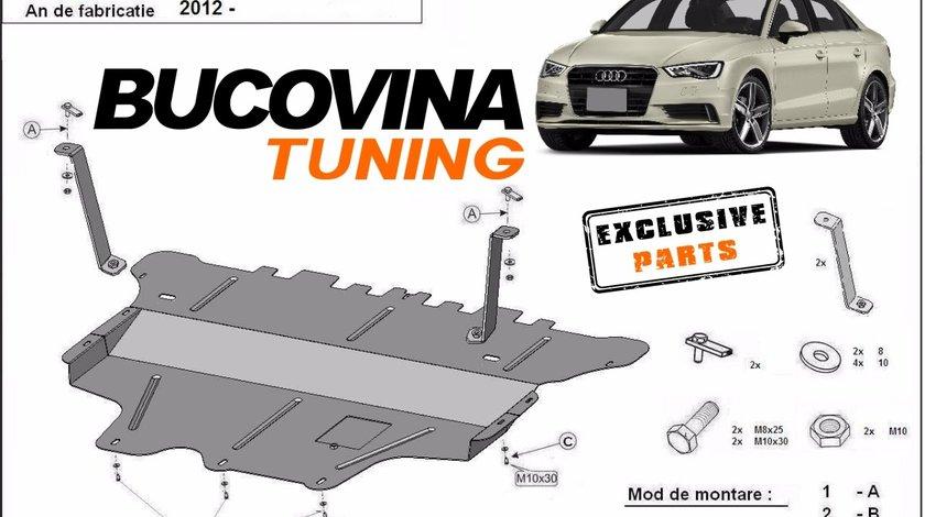 SCUT METALIC  pentru Audi A3 8V / OCTAVIA 3 / SUPERB