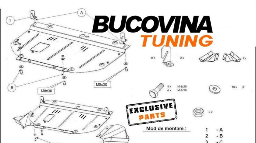 SCUT METALIC  pentru Audi A4 B5, Volkswagen Passat 3B