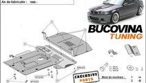 SCUT METALIC pentru BMW Seria 3 E46 1998 - 2006