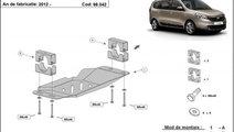 Scut metalic pentru EGR Dacia Lodgy Stop&Go 2012-p...