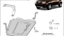 Scut metalic pentru rezervor Dacia Duster I, II, I...